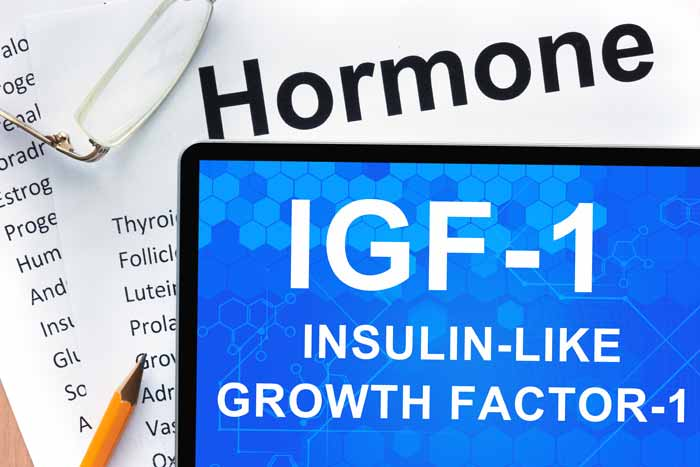 Boosting IGF-1 with VP2 Whey Isolate