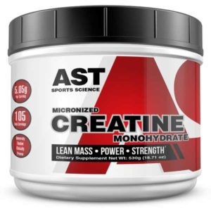 Best Creatine for building muscle.