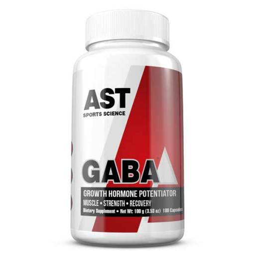Best GABA Supplement - GABA - Growth Hormone Potentiator