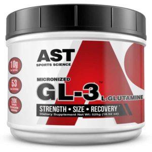 GL3 L-Glutamine 525 Grams