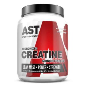 Micronized Creatine 1000 - Best Muscle-Building Creatine