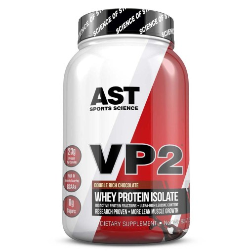VP2 Whey Isolate Double Rich Chocolate