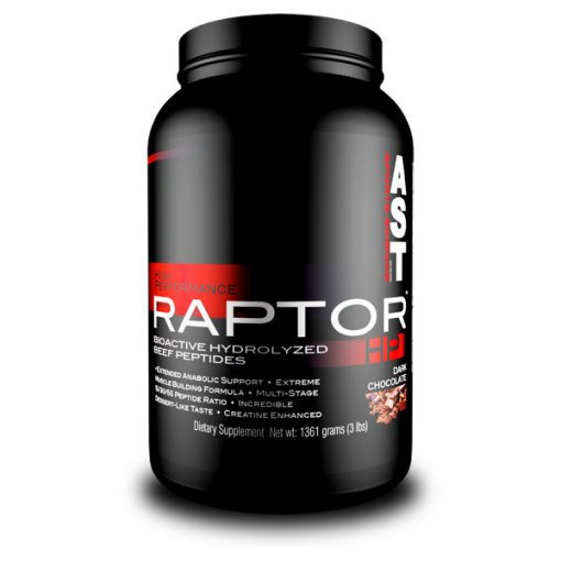 Raptor-HP - Bioactive Hydrolyzed Beef Peptides