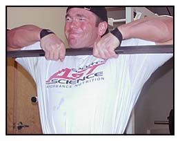 Jeff Willet Max-OT upright rows