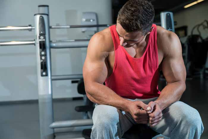 How long does it take for muscles to grow from weight training, weeks, months?