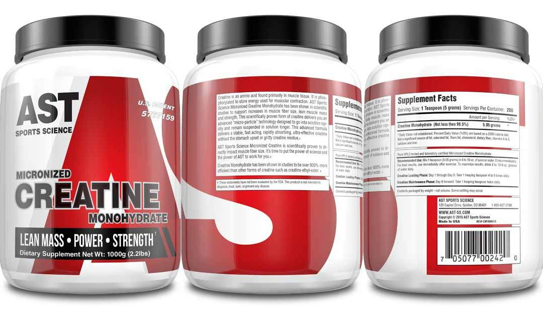 How to Use Creatine Cycling For Massive Gains