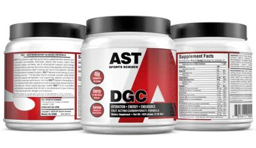 DGC - Fast Muscle Energy - Energy Hydration Endurance