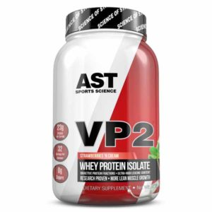 VP2 Whey Isolate Strawberries & Cream - Best Whey Protein