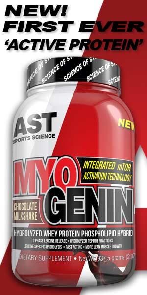 MyoGenin - The Future of Muscle