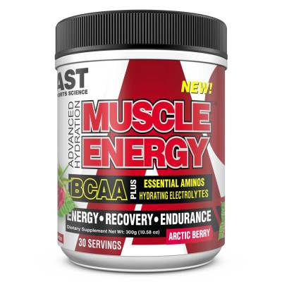 Muscle Energy - Arctic Berry
