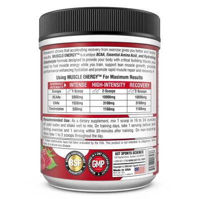 Muscle Energy Arctic Berry
