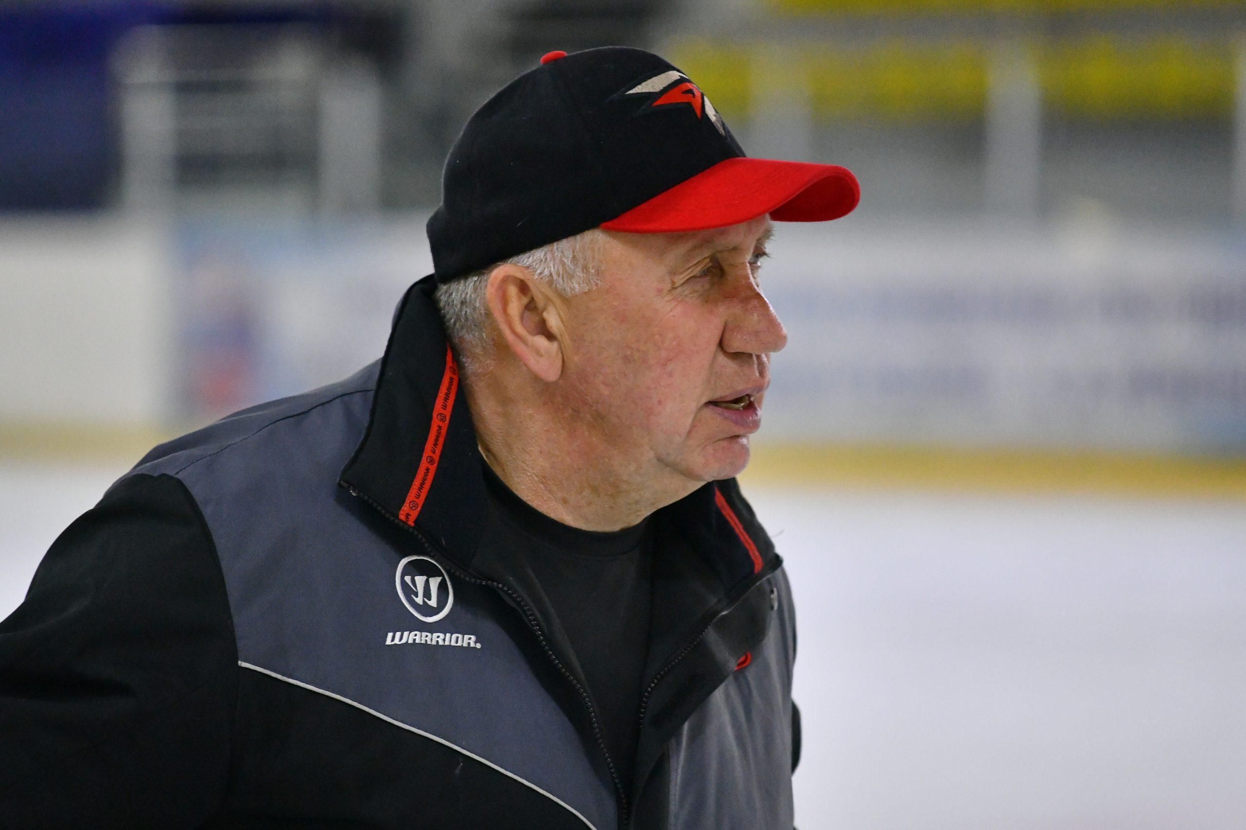 Межсезонные сборы по хоккею под руководством ЗТР Е.Е.Шастина 2020