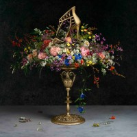 Flowers and Heels - Louboutin Spring/Summer 2014 Collection in the Picture Paintings by Peter Lipmann