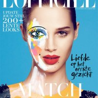 Anais Pouliot for L'Officiel Netherlands February 2014