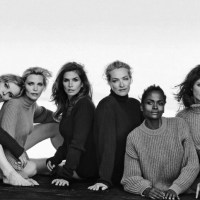 Supermodels - by Peter Lindbergh for Vogue Italia September 2015