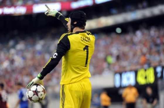 Petr Cech opens Premier League 2 after his return from Chelsea against Tottenham Hotspur