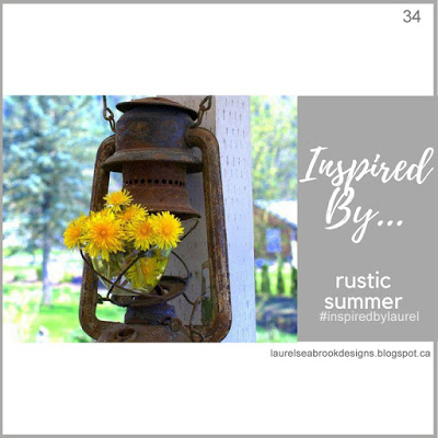 Inspired By...rustic summer