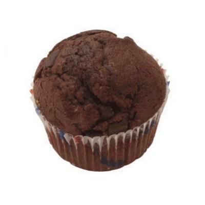 Amerikanska chokladmuffins