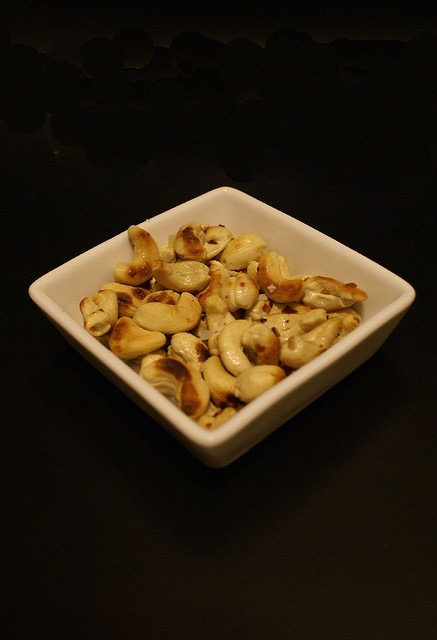 stekta_cashewnötter