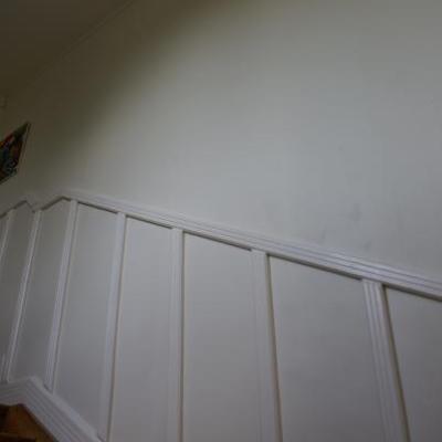 Trevligare trappgång