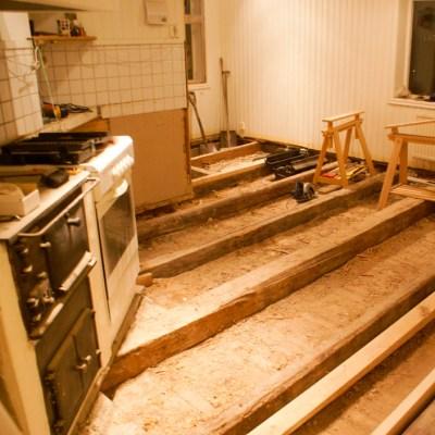 Saker som jag inte kommer att sakna när köket är klart
