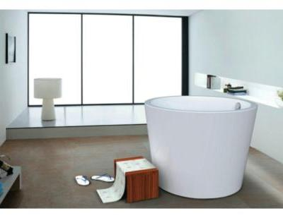 Det här med badkar