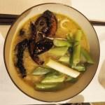 Curry och kokosmjölksramen