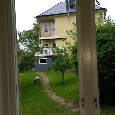 Utsikt från ett fönster