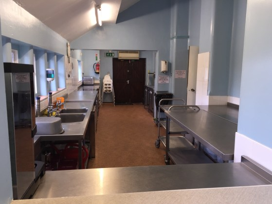 Catering & Kitchen facilities