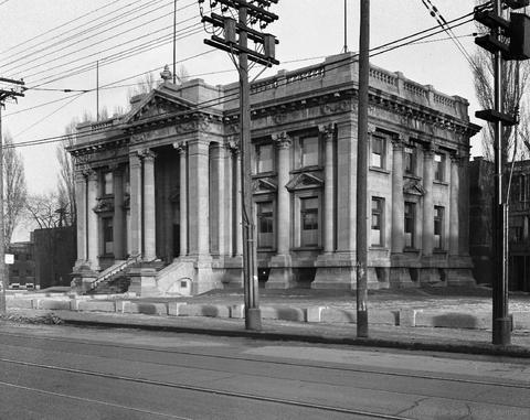 Hôtel de Ville. Cité de Maisonneuve. 1945. Archives de Montréal. VM94-Z382-2_141