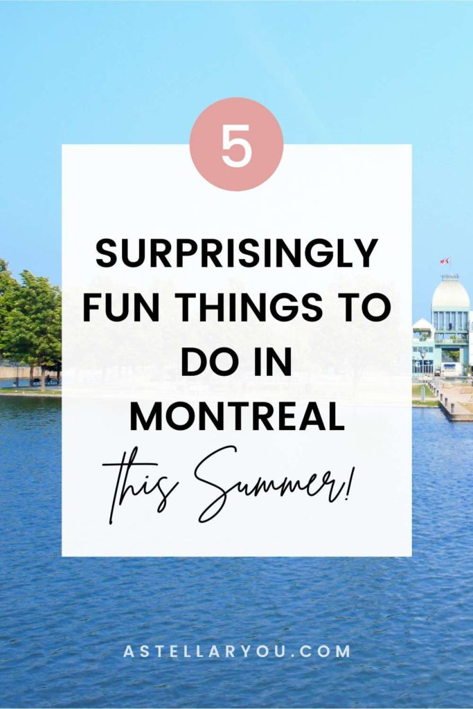 What to do in Montreal this summer with your family?