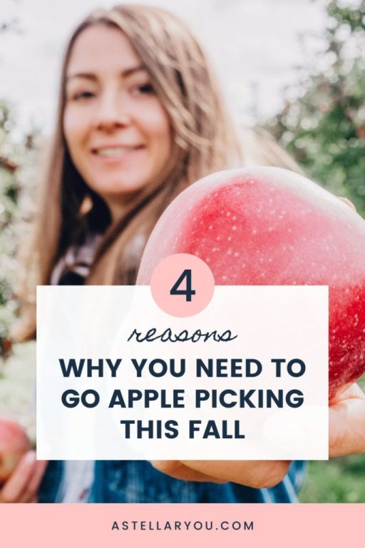 Why you should go apple picking this fall - 4 benefits for your health