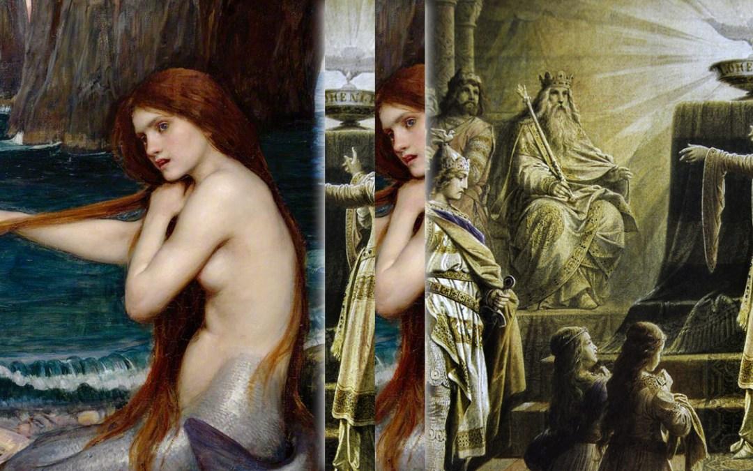 Mesa redonda «Mitos en el cine: Las sirenas y el Grial»