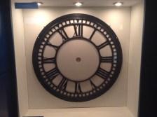 Gillett & Johnston Clock Dial