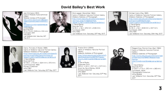 Page 3 - David Bailey's Best Work
