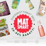 Matsmart utsedd  till årets tillväxtbolag under Serendipity Challenge