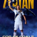 LA Galaxy Forward Zlatan Ibrahimović Scores 500th Career Goal