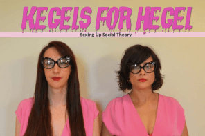 Topping from the bottom: A CONVERSATION WITH KEGELS FOR HEGEL AND PATRICIA MONTOYA