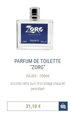 Shop parfum Zorg frederic m