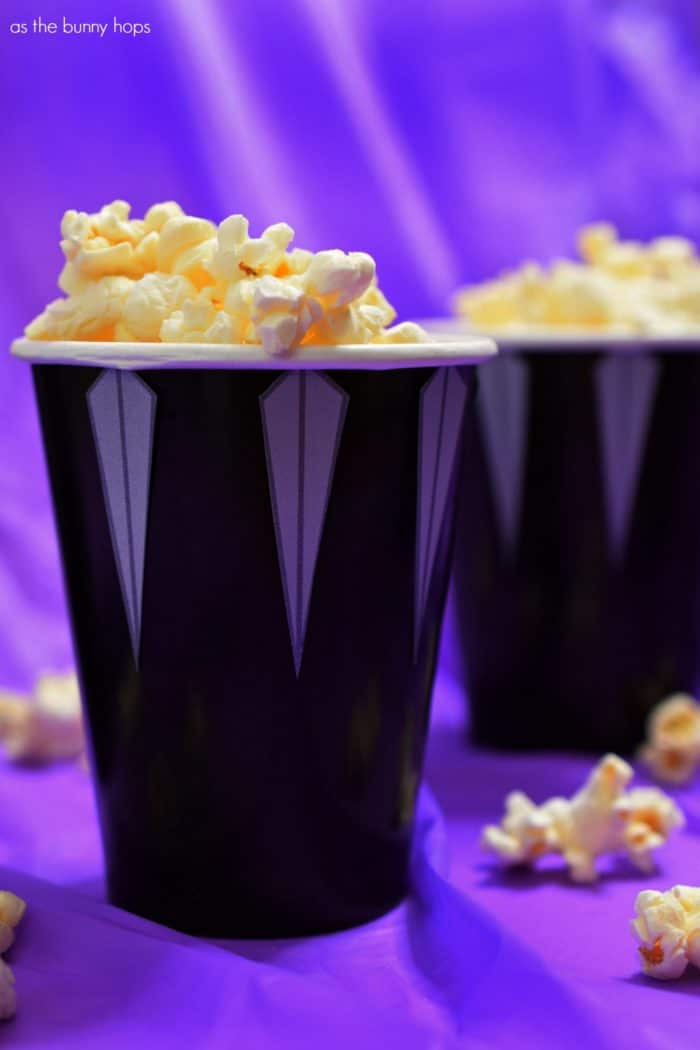 Marvel S Black Panther Snack Cups And Party Ideas As The Bunny Hops