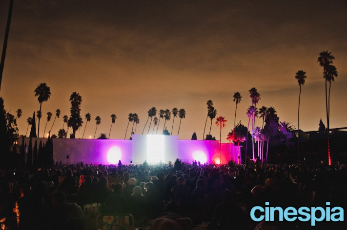 Cinespia showing The Craft on Oct, 26, 2013 at the Hollywood Forever Cemetery – As the Crows Fly Podcast A Night After Sassafras
