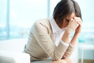 A dental front office team member is stressed because she doesn't have solid business systems in place.