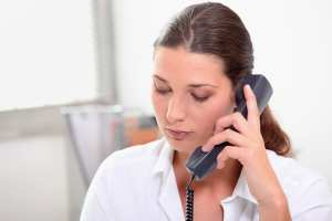 Listen with your heart when answering dental office phones.