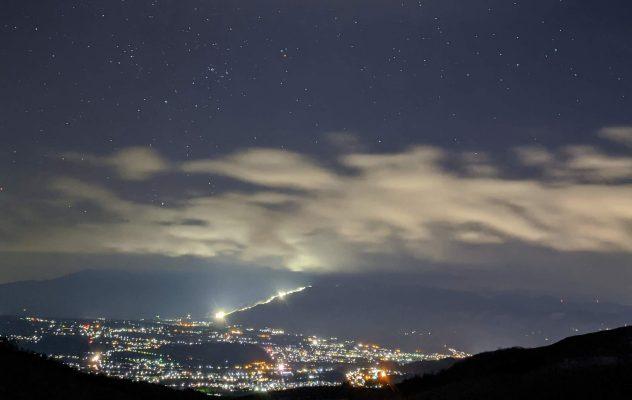 Pixel 4の夜景モード、天体撮影モードを試してみた