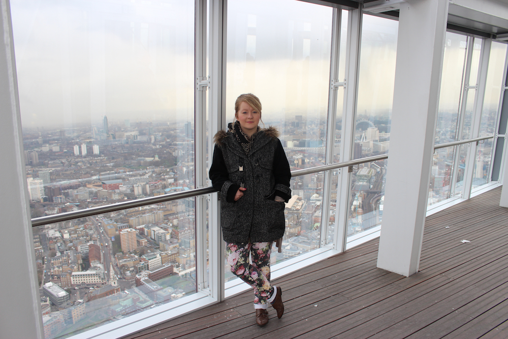 A View From The Shard London