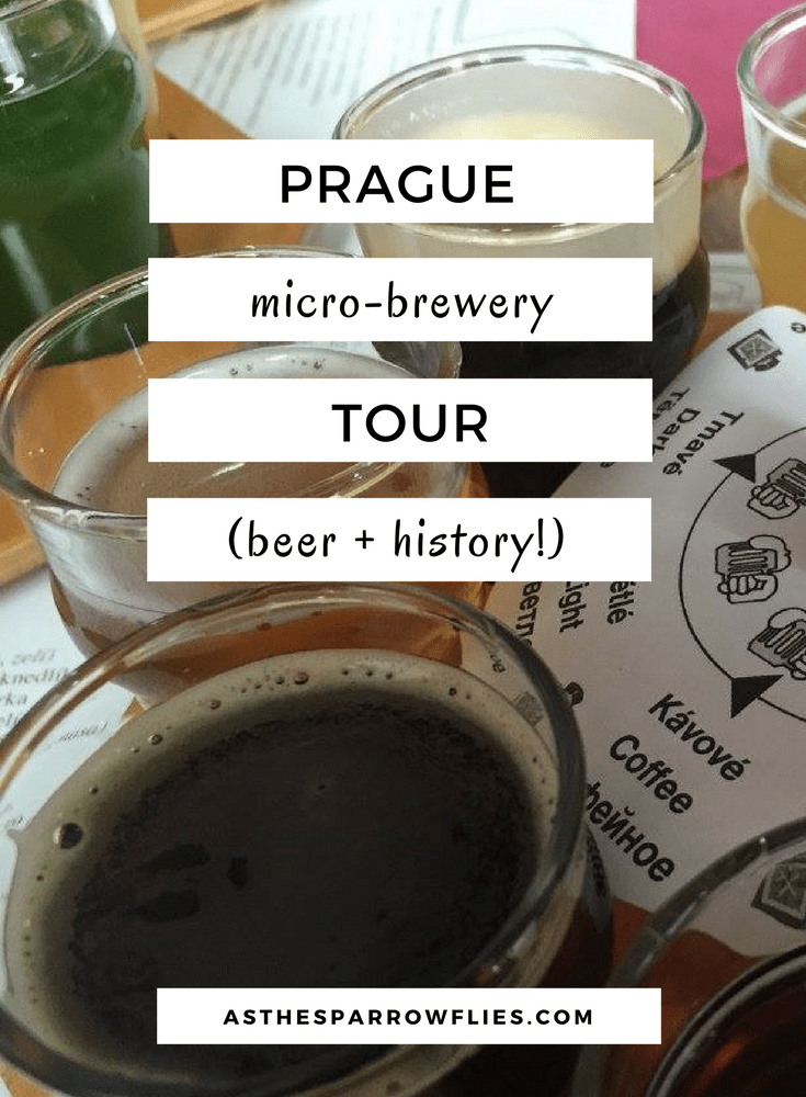 Prague | Czech Beer | Europe Travel | Micro-Brewery