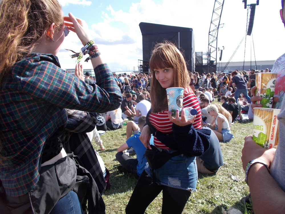 Reading Festival - Taking Alcohol to Festivals