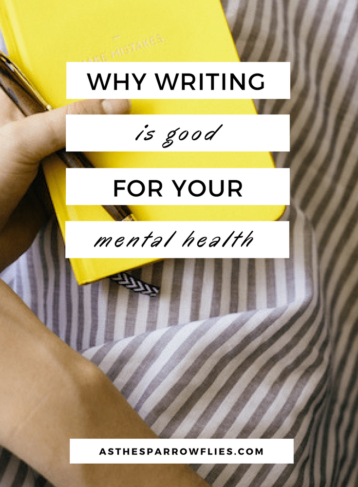 Writing | Mental Health | Journalling | Millennials