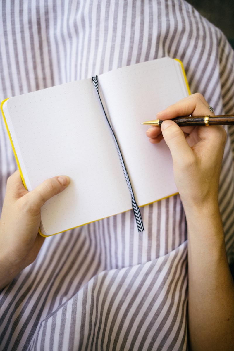 Writing Is Good For Your Mental Health