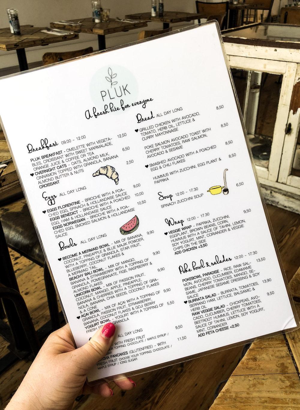 Pluk, Amsterdam Foodies Guide